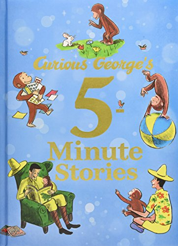 Price comparison product image Curious George's 5-Minute Stories