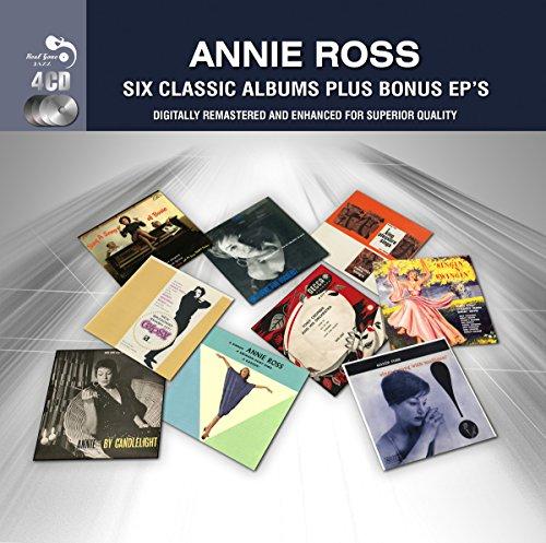 6-classic-albums-annie-ross