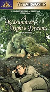A Midsummer Night's Dream [VHS]