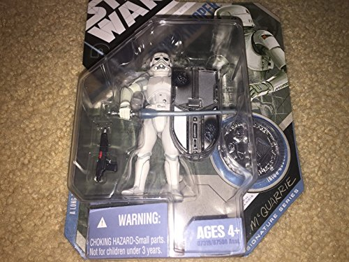 Qiyun 06 Star Wars McQuarrie Concept Series Stormtrooper SLR Coin Action Figure MOC 653569214977