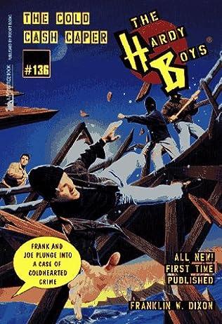 book cover of The Cold Cash Caper