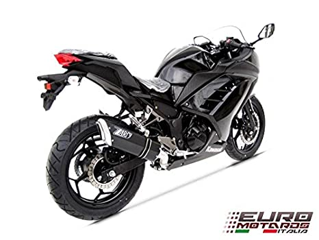 Amazon.com: Kawasaki Ninja 250R 300R zard Penta cerámica ...