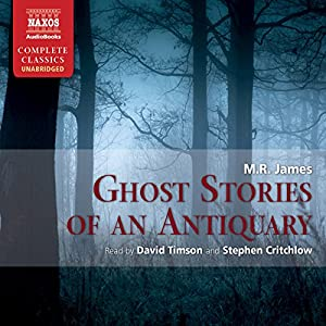 Ghost Stories of an Antiquary Audiobook