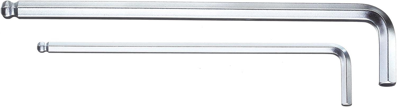 extra larga 4 mm Gedore 42 KEL 4 Llave Allen