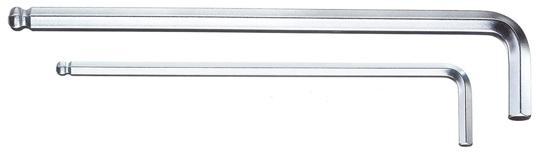 Gedore 42 KEL 2 Llave Allen extra larga 2 mm