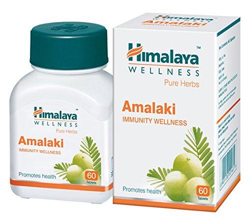 Himalaya Herbals Amalaki – 60 Capsules