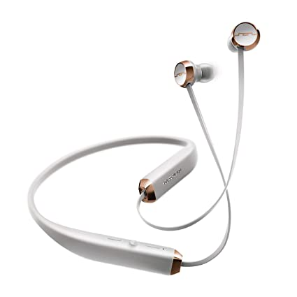 02a6ea8509a Amazon.com: Sol Republic Shadow Bluetooth Wireless Noise Cancelling  Neckband Headphones: Home Audio & Theater