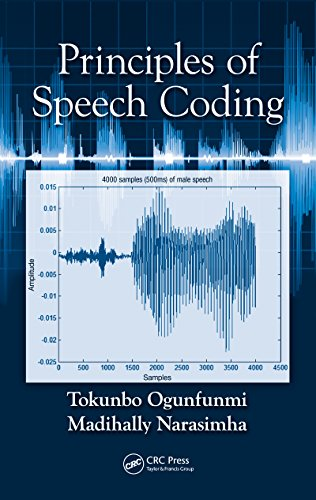 Download Principles of Speech Coding Pdf