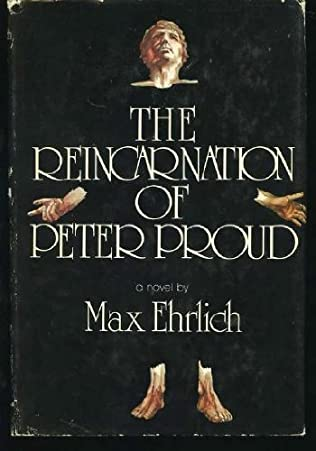 book cover of The Reincarnation of Peter Proud
