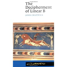 The Decipherment of Linear B
