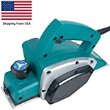 Pevor Powerful Wood Planer Electric Hand Held Band Saw Door Plane Woodworking Power Tools