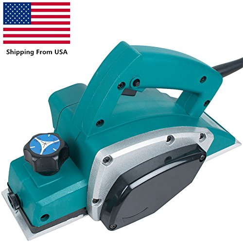 Pevor Powerful Wood Planer Electric Hand Held Band Saw Door Plane Woodworking Power Tools by Pevor