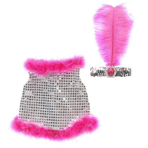 Showgirl Outfits (Muppet Whatnot Outfit - Showgirl Dress with Hairpiece by Geoffrey)
