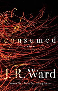 Book Cover: Consumed