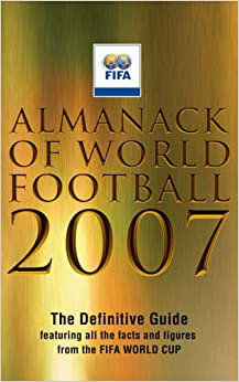Book Almanack of World Football 2007