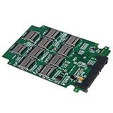 1 Pcs 10 x Micro SD TF Memory Card to SATA SSD