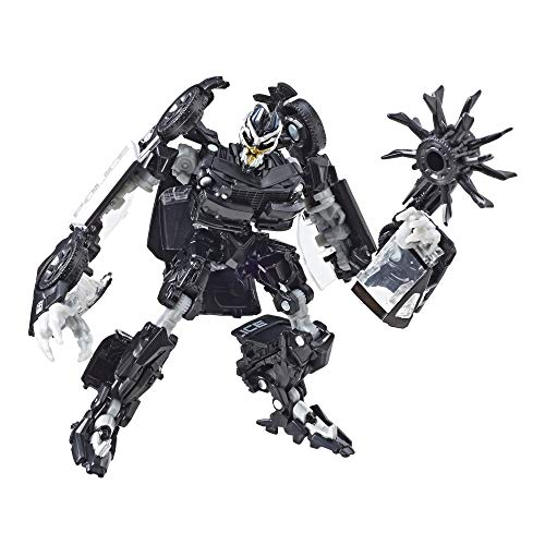 - Transformers Studio Series 28 Deluxe Class Movie 1 Barricade Action Figure