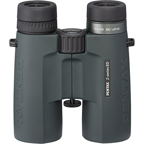 Pentax ZD 10x43 ED Binoculars (Green) (Waterproof Cameras Pentax)