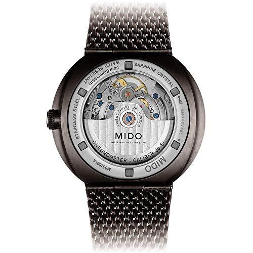 Mido Automatik herrklocka kronometer commmander Ice M031.631.33.061.00