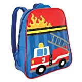 Stephen Joseph Boys Firetruck Backpack