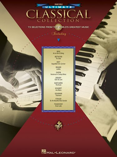 Ultimate Classical Collection: 73 Selections from the World's Greatest Music ()