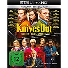 Knives Out - Mord ist Familiensache (4K Ultra HD) (+ Blu-ray 2D) [Alemania] [Blu-ray]