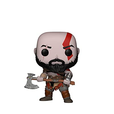 Chic Funko Pop Games God Of War Kratos With Axe