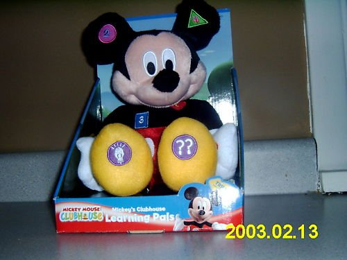 Learning Pal - Disney Mickey Mouse Clubhouse Learning Pals