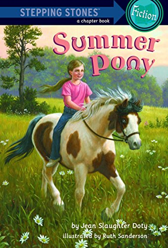 Breyer Stablemates Books - Summer Pony (A Stepping Stone Book(TM))