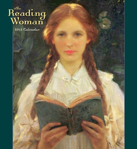 The Reading Woman 2012 Calendar (Wall Calendar)