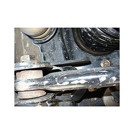 Synergy Manufacturing 8156 Suspension Track Bar Jeep TJ//LJ ZJ Rear Adjustable Track Bar