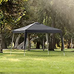Best Choice Products 10x10ft Outdoor Portable Adjustable Instant Pop Up Gazebo Canopy Tent w/Carrying Bag