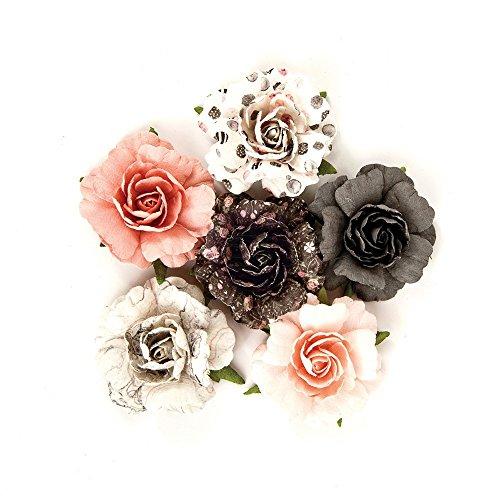 Prima Marketing Rose Quartz Flowers-Provenza
