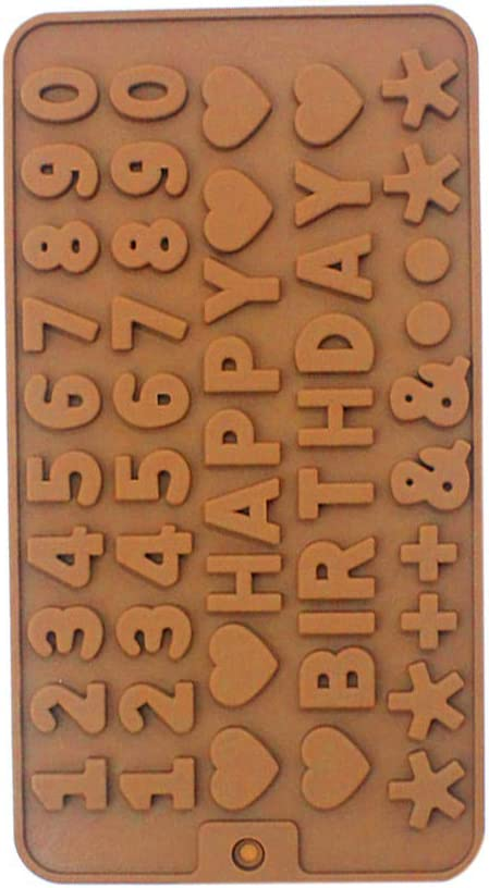 chocolat bonbons Cookie glace moule outil de cuisson Sugarcraft grand Silicone moule Fondant moule g/âteau d/écoration outils chocolat moule cuisson Moulessilicone original sph/ère madeleine papillon