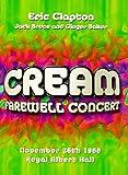 Cream: Farewell Concert at Royal Albert Hall (1968) [Import]