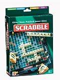 Mattel 52349-0 - Scrabble Kompakt, Brettspiel