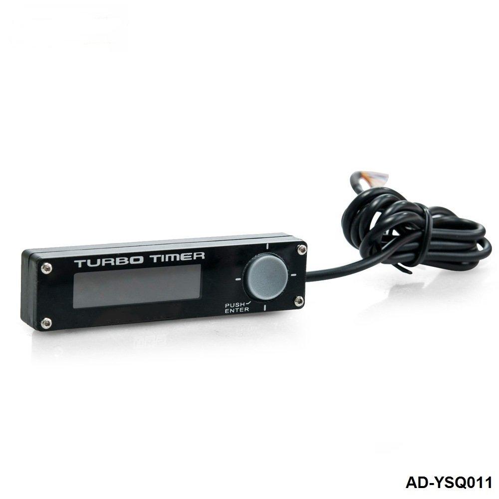 AUA Car Turbo Timer Pantalla LED Temporizador Turbo de Alta Calidad para Coche: Amazon.es: Coche y moto