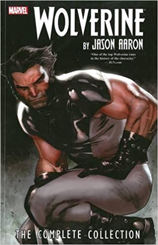 34c52500c94 Amazon.com: Wolverine by Jason Aaron: The Complete Collection Volume ...