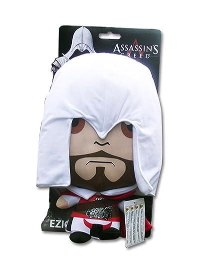 Amazon.com: Assassins Creed 13 inch Deluxe Plush Ezio: Toys ...