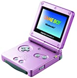 Nintendo Pink SP Console (GBA)