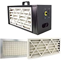Oasis Machinery DC1700-KIT 3-in-1 Air Cleaner Filteration System