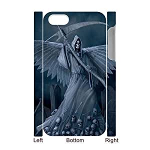 ALICASE Diy 3D Protection Hard Case Grim Reaper For Iphone 5C [Pattern-1]
