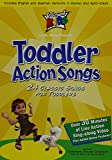 Toddler Action Songs by Cedarmont Kids [DVD-Video] - Best Reviews Guide