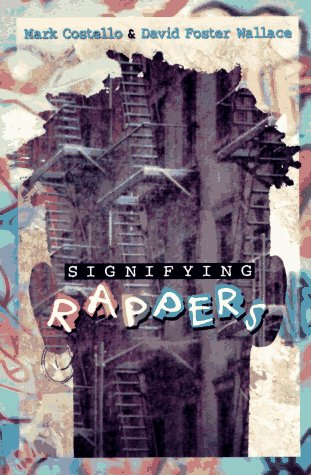 book cover of Signifying Rappers