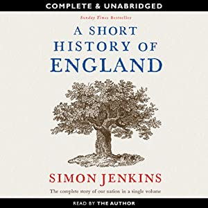 A Short History of England Audiobook