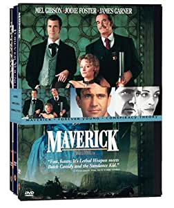 Mel Gibson New Collection: Forever Young/Maverick/Conspiracy Theory
