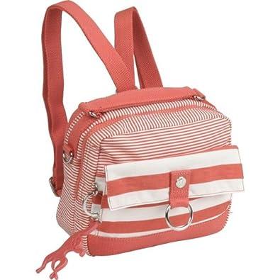 Kipling Candy Lb Shoulder Bag Convertible To Backpack Rose Hip