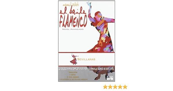 El Baile Flamenco Vol 21: Sevillanas DVD Colección de 11 DVDs para ...