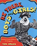 Front cover for the book Hi There, Boys and Girls: America's Local Children's TV Programs by Tim Hollis