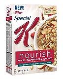 Kellogg's Special K Nourish Apples, Raspberries & Almonds Cereal 396g